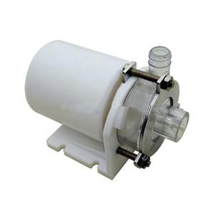 High temperature(100'C) 6.8L/Min (108GPH) mini DC12V Water Pump. Food grade. Sous V