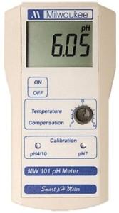 Milwaukee MW101 PH Meter