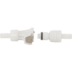 Beer & Gas Quick Connect - In-Line Set (With Shut-Off) H550