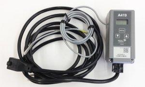 Johnson Controls Digital Thermostat Control Unit - A419ABG-3C