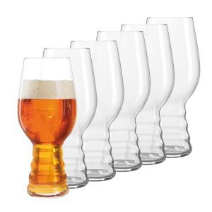Spiegelau Beer Classics IPA Glass, Set of 6