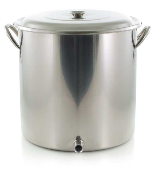 One Weld 8 Gallon (32 qt) Stainless Steel Pot