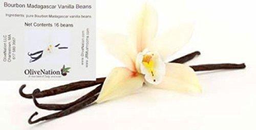 Premium Bourbon Madagascar Vanilla Beans