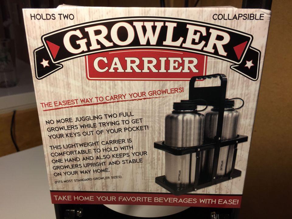 Lifeline Growler Carrier Review