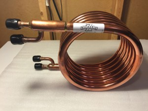 A Look At: ZChiller - Spiral Star Design Counterflow Wort Chiller