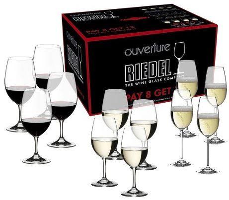 Reidel Glassware Sale Cyber Monday