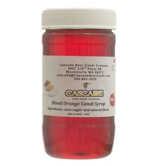 Blood Orange Candi Syrup