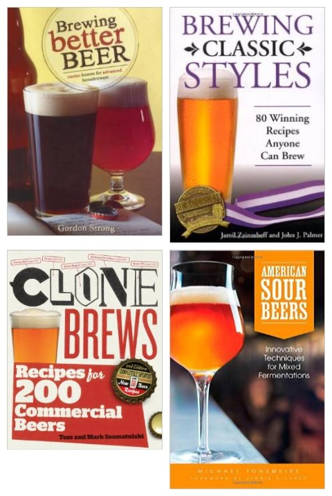 Amazon Homebrewing Books