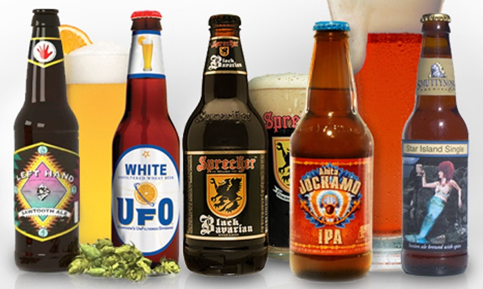 3-Month Beer of the Month Subscription from Clubs of America