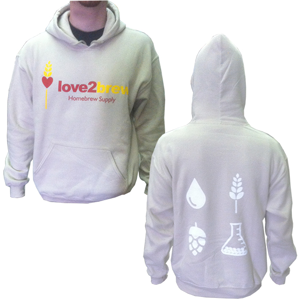 love2brew Hooded Sweatshirt