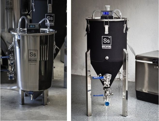 Brew Bucket and Chronical Temperature Stabilization System