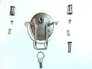 Adventures in Homebrewing Ball Lock Keg Parts