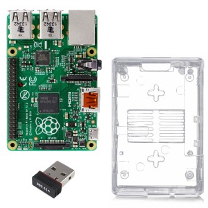 Raspberry Pi Model B+ Basic Starter Kit