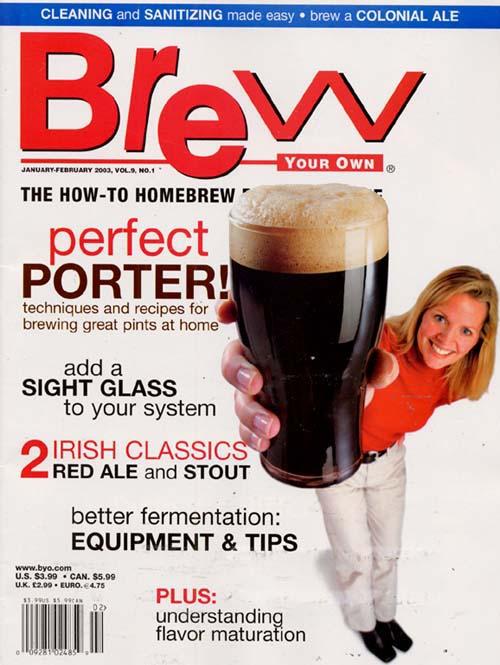 Brew Your Own BYO Magazine