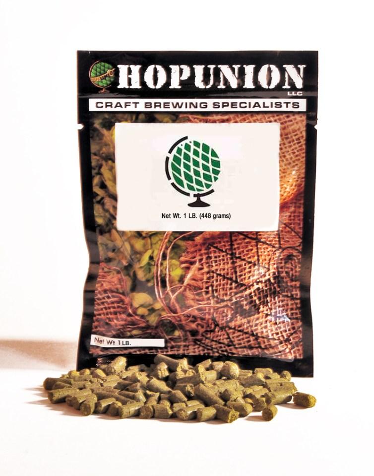 German Hull Melon Hops German Mandarina Bavaria Hops