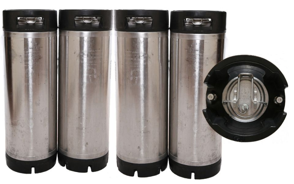 Mouse over image to zoom FOUR-5-GALLON-CORNELIUS-BALL-LOCK-SODA-BEER-KEGS-FOR-HOMEBREW-Free-Gaskets FOUR-5-GALLON-CORNELIUS-BALL-LOCK-SODA-BEER-KEGS-FOR-HOMEBREW-Free-Gaskets FOUR-5-GALLON-CORNELIUS-BALL-LOCK-SODA-BEER-KEGS-FOR-HOMEBREW-Free-Gaskets FOUR-5-GALLON-CORNELIUS-BALL-LOCK-SODA-BEER-KEGS-FOR-HOMEBREW-Free-Gaskets FOUR-5-GALLON-CORNELIUS-BALL-LOCK-SODA-BEER-KEGS-FOR-HOMEBREW-Free-Gaskets FOUR-5-GALLON-CORNELIUS-BALL-LOCK-SODA-BEER-KEGS-FOR-HOMEBREW-Free-Gaskets Have one to sell? Sell now Details about FOUR 5 GALLON CORNELIUS BALL LOCK SODA / BEER KEGS FOR HOMEBREW