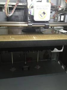 3D Printed Stir Plate