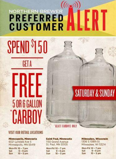 Free Carboy