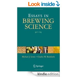 Essays in Brewing Science [Kindle Edition]