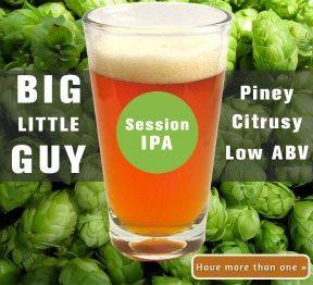Big Little Guy Session IPA