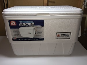 Hands On Review: 25 Quart Igloo Marine Ultra Cooler