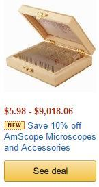Amscope Microscopes