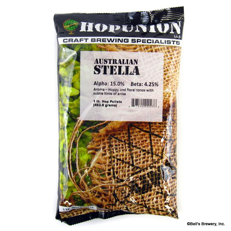 Ella (AU) Hops - 1 lb Pellets