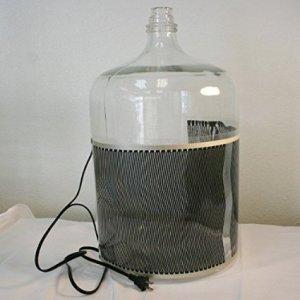 Homebrew Fermentation Heater Carboy