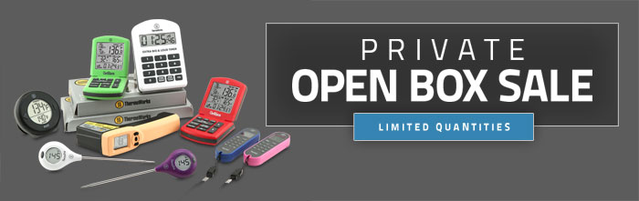ThermoWorks Open Box Sale