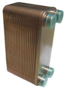 40 plate heat exchanger