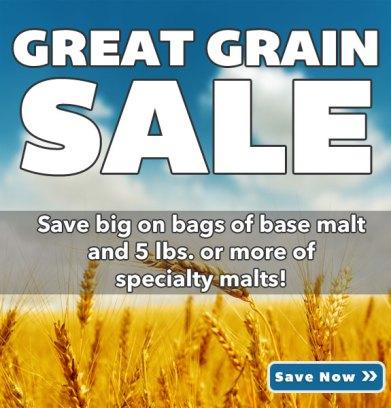 homebrew grain sale