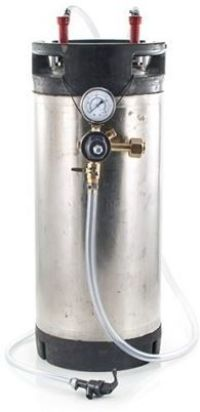 pin lock kegging system