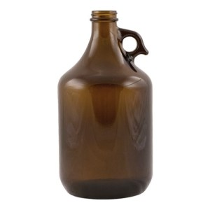 Pistol Grip Beer Growler (64oz)