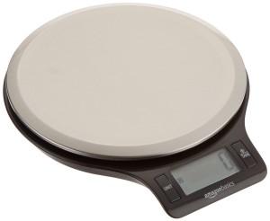 AmazonBasics Digital Kitchen Scale with LCD Display