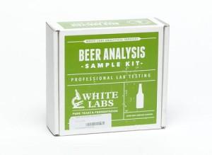 Beer Analysis Sample Kit