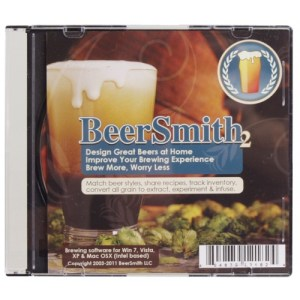 BeerSmith Homebrew Recipe Formulation Software