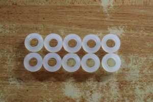 10 Grommets Food Grade Silicone for Fermentation