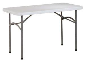 Work Smart Resin Multi-Purpose Table, 4-Feet Long