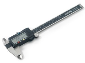 Neiko 01407A Electronic Digital Caliper with Extra-Large LCD Screen, 0-6 Inches