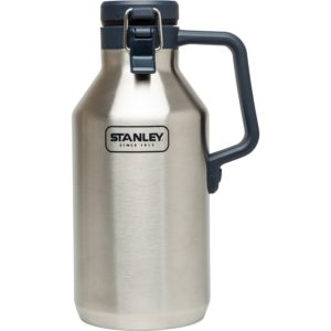 Stanley Stainless Steel Growler and Grumbler (Half Growler), 64oz and 32oz
