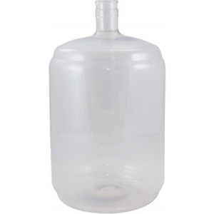 Plastic PET Carboy - 6 Gallon FE314