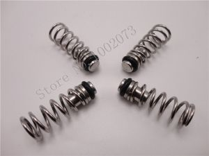 4pcs Universal Poppet Valve Draft Beer Parts Fits Ball & Pin Lock Style Keg Post