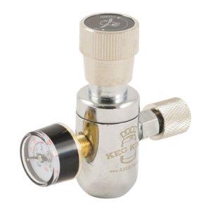 Keg King Mini CO2 Regulator $34.99 Post a Product Review Item #: KEG966