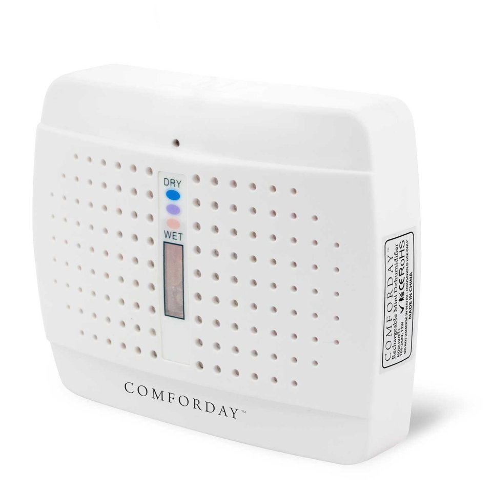 Comforday Renewable & Rechargeable Wireless Portable Dehumidifier