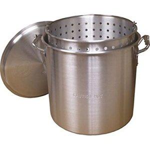 King Kooker KK80 80-Quart Aluminum Boiling Pot