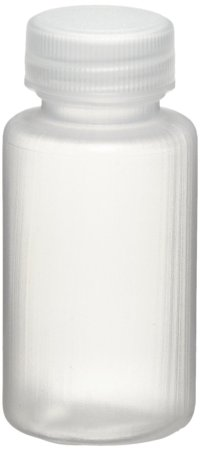 Azlon 301705-0032 1000mL / 32oz, Plastic (HDPE) Narrow Mouth Lab Sample Bottle (Pack Of 6)