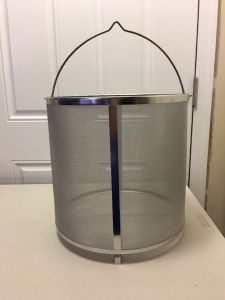 300 Micron Homebrew Pot Filter Beer Kettle Pot