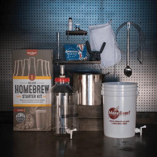 Deluxe Homebrew Starter Kit