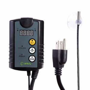 Century Digital Cooling Thermostat Controller for Cooling Device 40-108°F