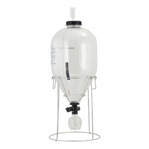Previous Alternative Product PhotoAlternative Product PhotoAlternative Product PhotoAlternative Product PhotoAlternative Product Photo Next Fermentasaurus Conical Fermenter - 9.25 gal. / 35 L FE100
